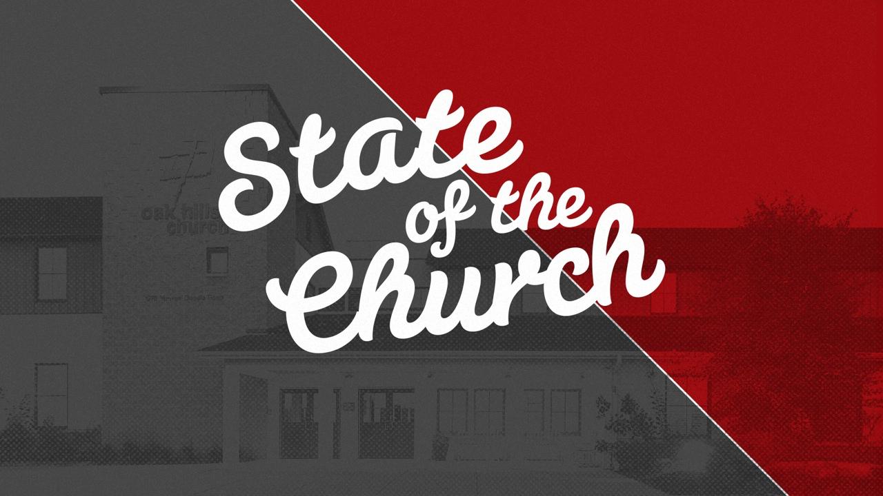 Array - state of the church   oak hills church  rh   oakhillschurch net